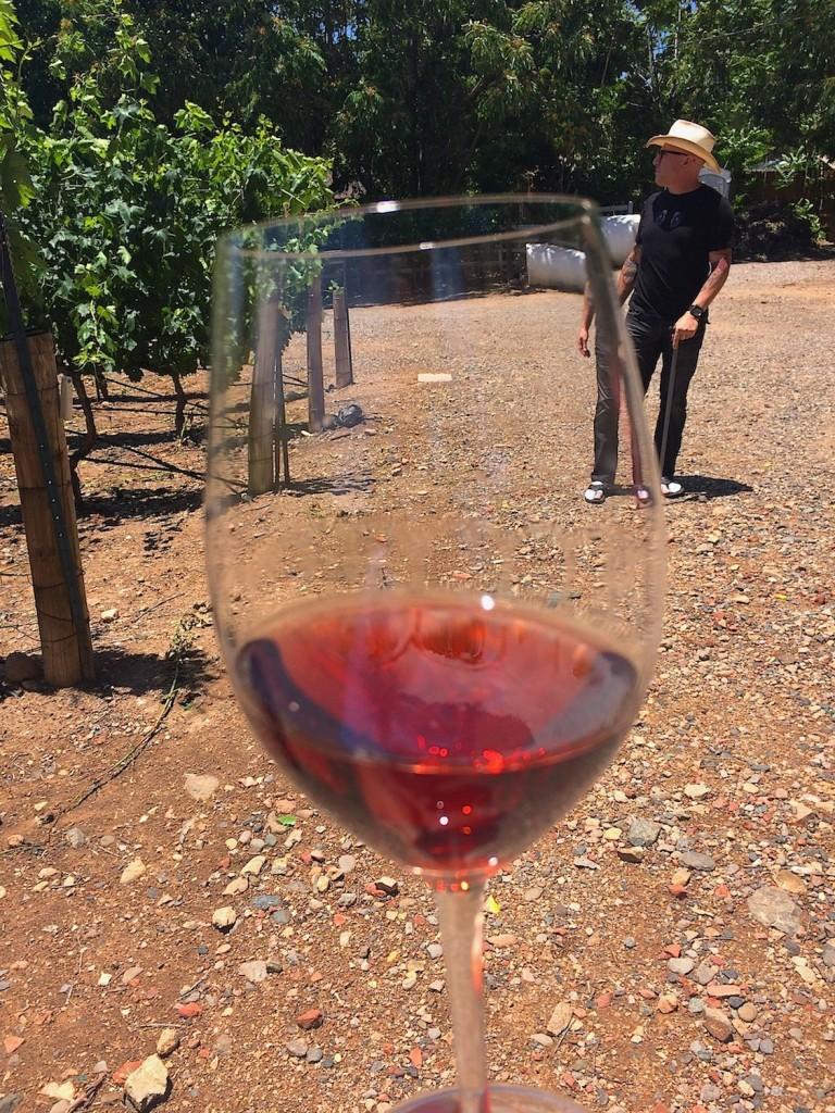 Arizona Wine Diary: Day 2 – Singer-Winemaker Maynard James