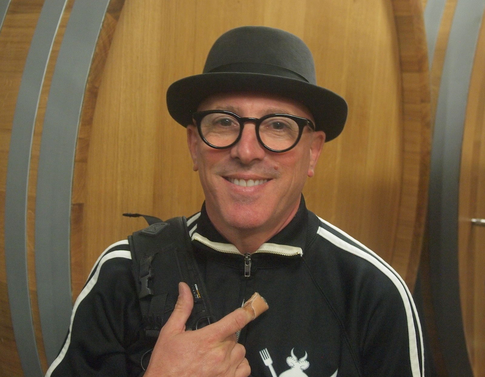FLX Wine Diary: Day 5 YES, Maynard James Keenan IS on the