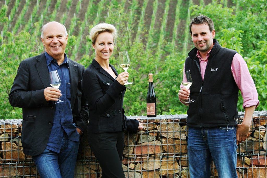 Jens Reidel, Christine Dinse & Karsten Perer